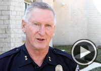 Highland Village Police Chief Ed O'Bara Safest City In North Texas