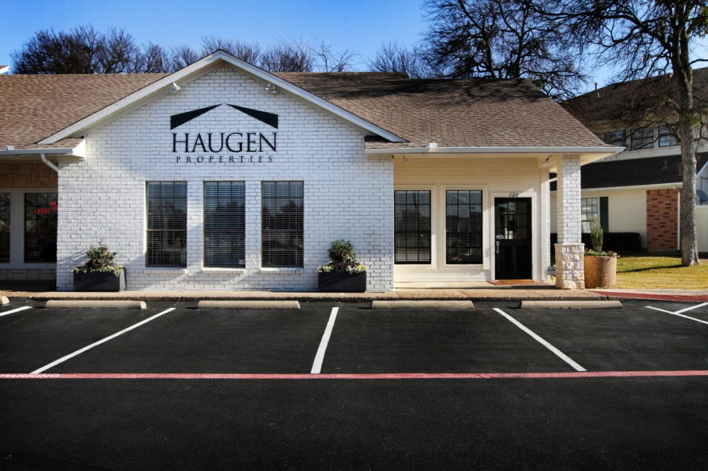Haugen Properties new location!
